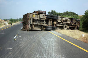 Tractor Trailer Accident lawsuit funding