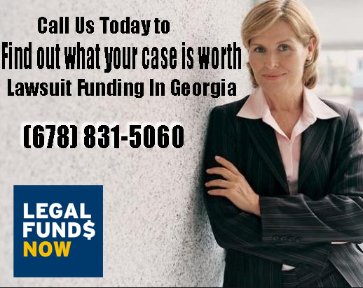 Atlanta Georgia Lawsuit funding